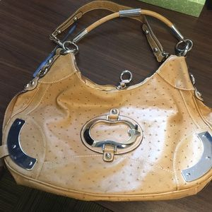 Guess leather bag 16x10
